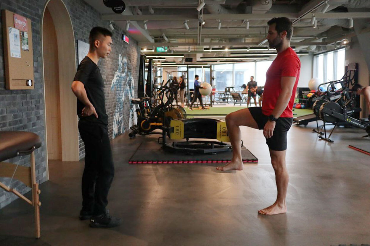 Physical Health and Fitness Assessment for Personal Training
