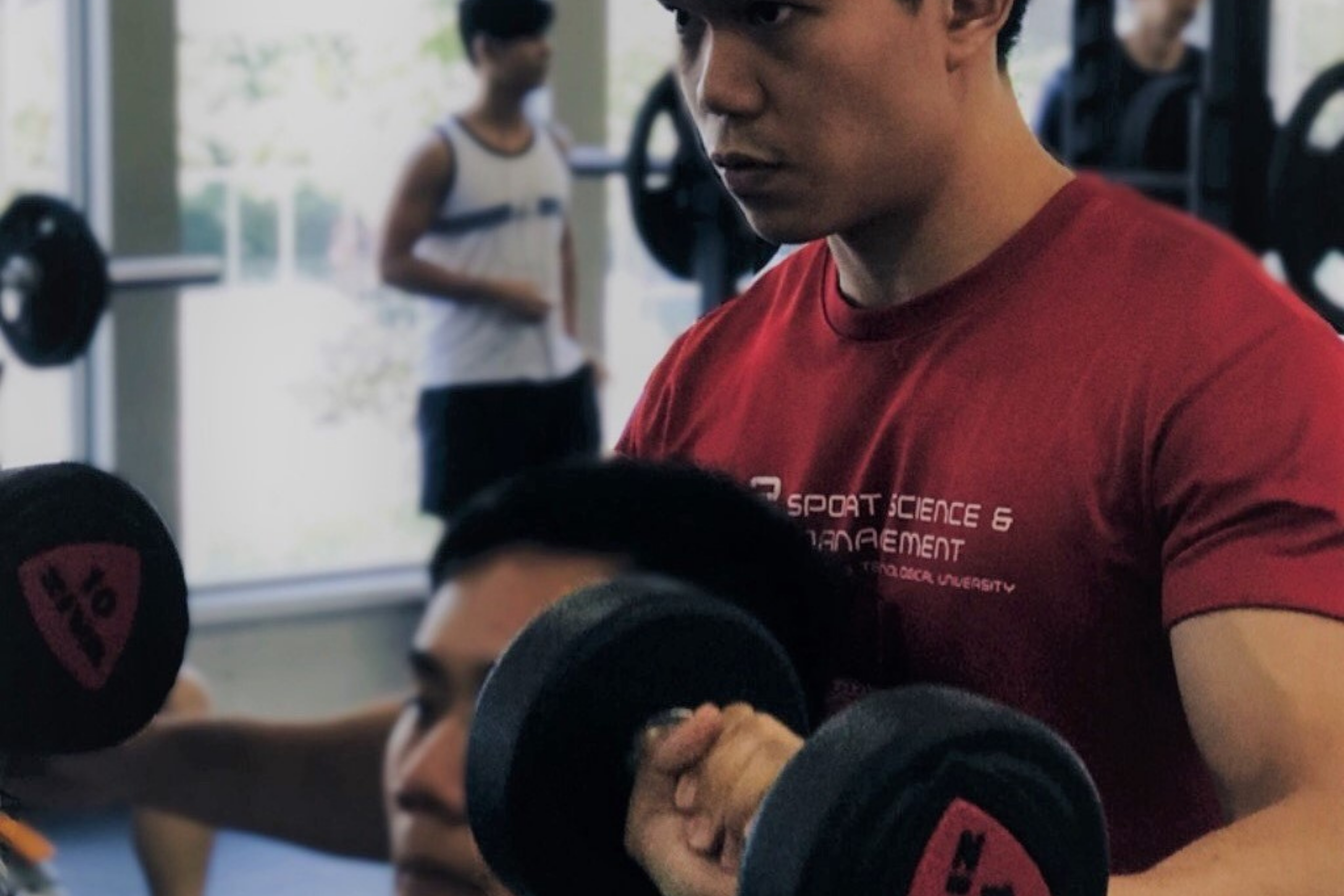Guided one to one personal training with customised programme